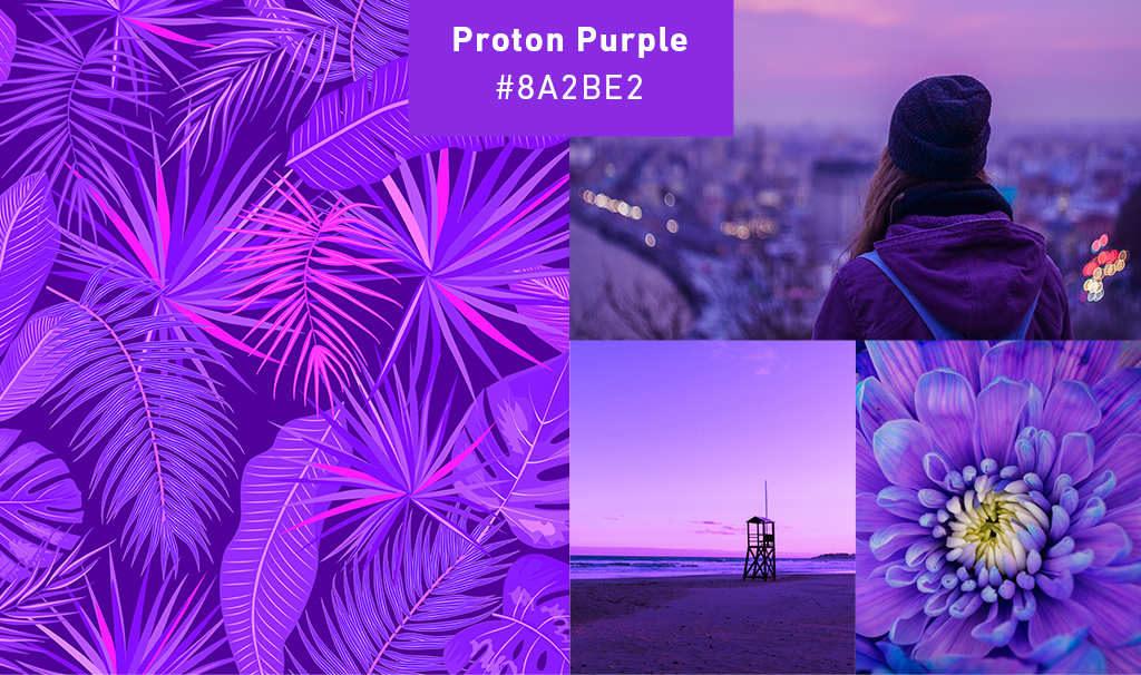 Примеры использования «фиолетового протона»